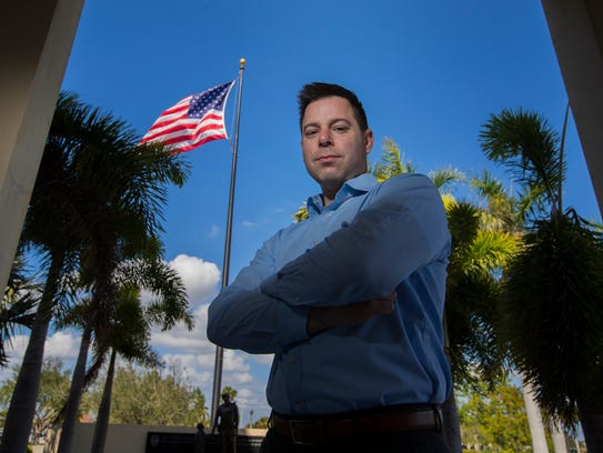 Tony Sizemore is a captain for the Cape police department