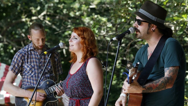 The Union Grove Pickers concert at Sounds at the Falls in Falls Park has been canceled by inclement weather.