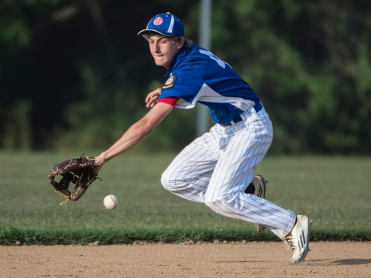 Annville's Eli Setlock will continue to help lead this year's Lebanon County American Legion champion in the field and from his leadoff spot as it enters regional competition on Saturday.