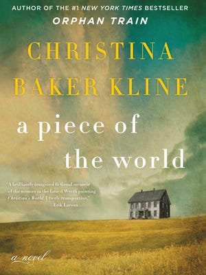 'A Piece of the World' by Christina Baker Kline