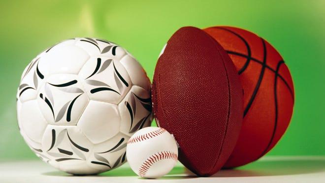 Iowa Scene: football, basketball