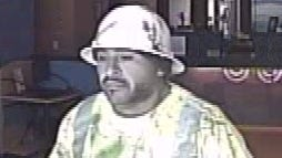 Ventura police said they were looking for a man who robbed a Rabobank on Friday afternoon.