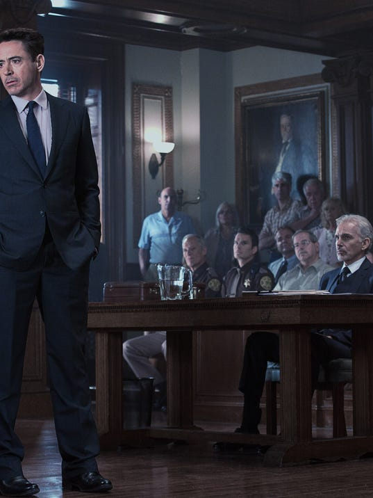 Film Review-The Judge