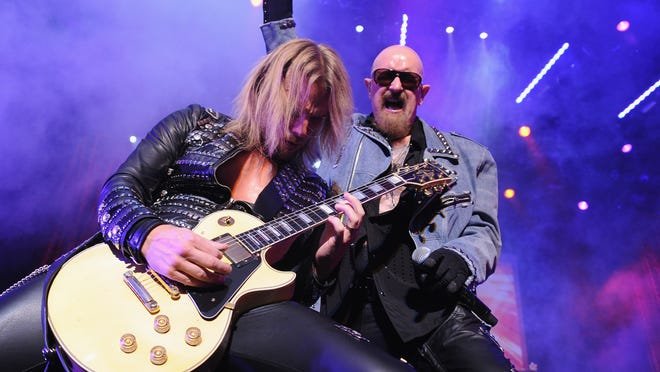 Judas Priest is among the hard rock acts who'll pay Oshkosh a visit in July.