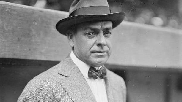 """Augusta's George Stallings, manager of the 1914 """"Miracle Braves"""""""