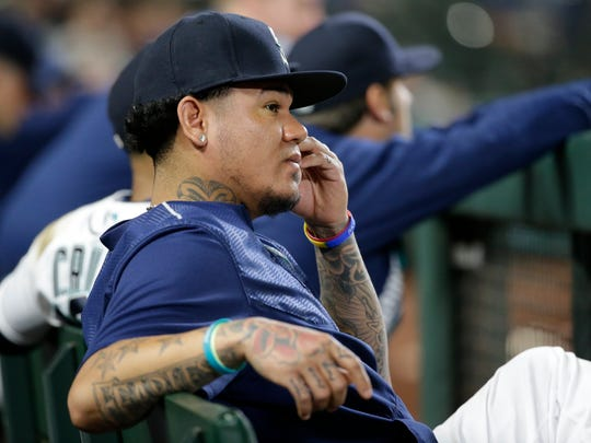 Felix Hernandez looked dominant only occasionally in 2017 and lost his status as the team's ace. How will that affect the King's future with two years left on his contract?