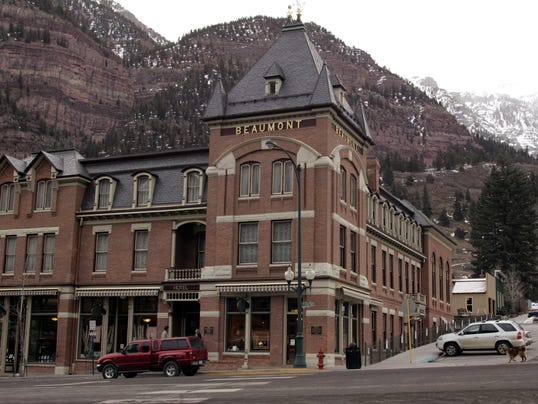 AP TRAVEL TRIP OURAY HOT SPRINGS