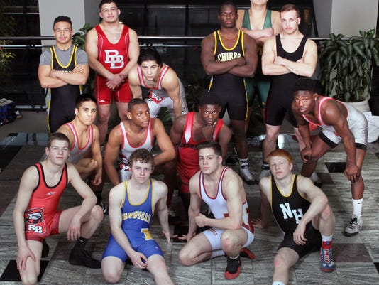 ALL AREA WRESTLING