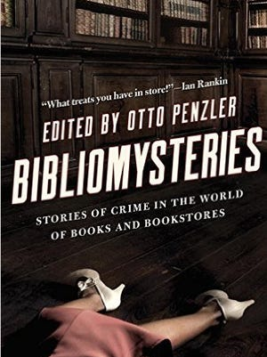 Bibliomysteries: Stories of Crime in the World of Books and Bookstores. Edited by Otto Penzler. Pegasus Books. 544 pages. $26.95.