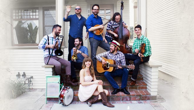 The Dustbowl Revival is an eight-piece band set to perform at Western New Mexico University's second installment of its' Live on the Lawn concert series at Old James Stadium.