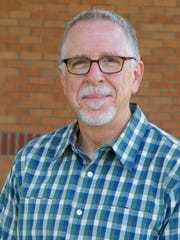 Larry Trotter is the senior pastor at Concord United Methodist Church in Knoxville.