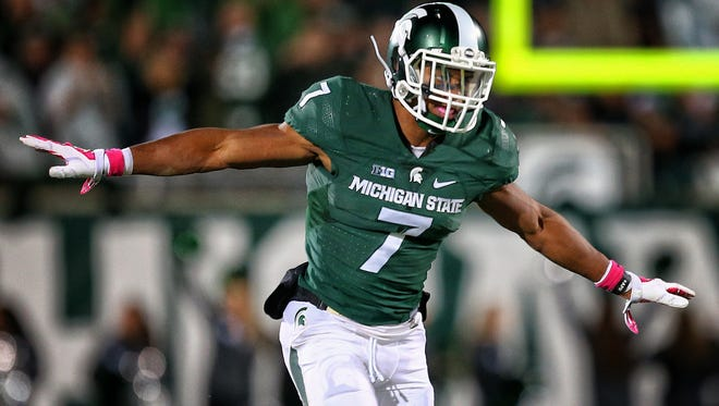 MSU senior Demetrious Cox finished with 79 tackles, three interceptions and seven pass break-ups while splitting time at safety and cornerback last season.