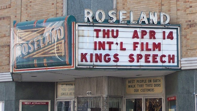 The Roseland movie theater in Onancock, Virginia has been part of the community since the 1950s.