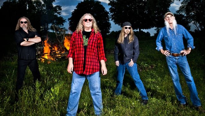 The Kentucky Headhunters highlight the entertainment for the 7th Annual Bridge Bash on Saturday at Big Spring Park in Cotter.