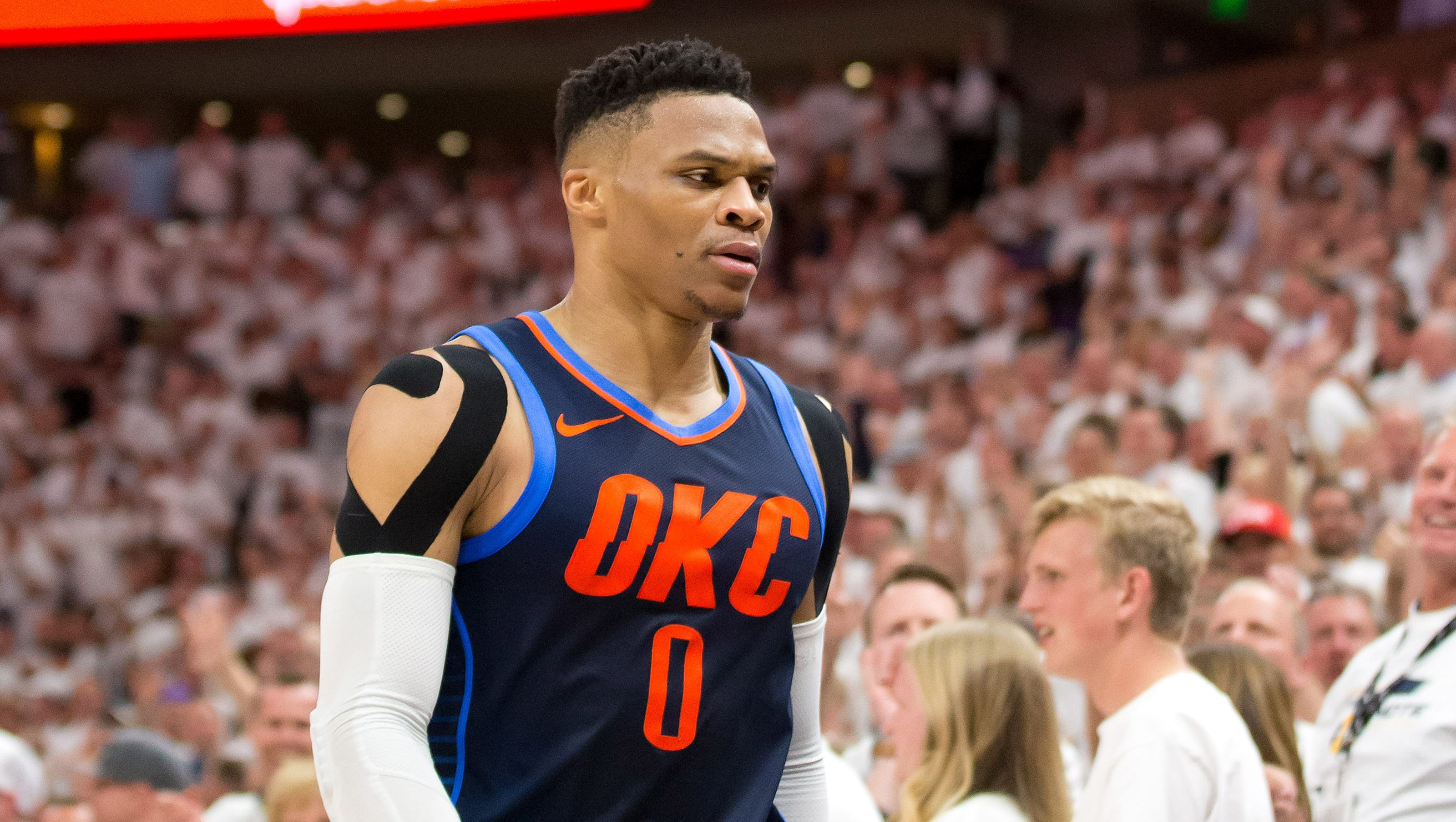 Image result for russell westbrook usa today