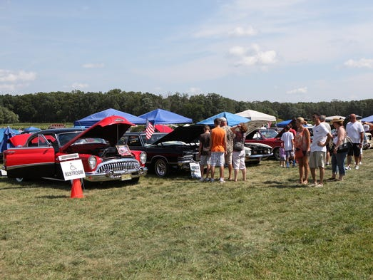 Bellview Winery Car Show