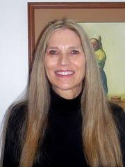 Julia Nunnally Duncan will read Saturday in Spruce