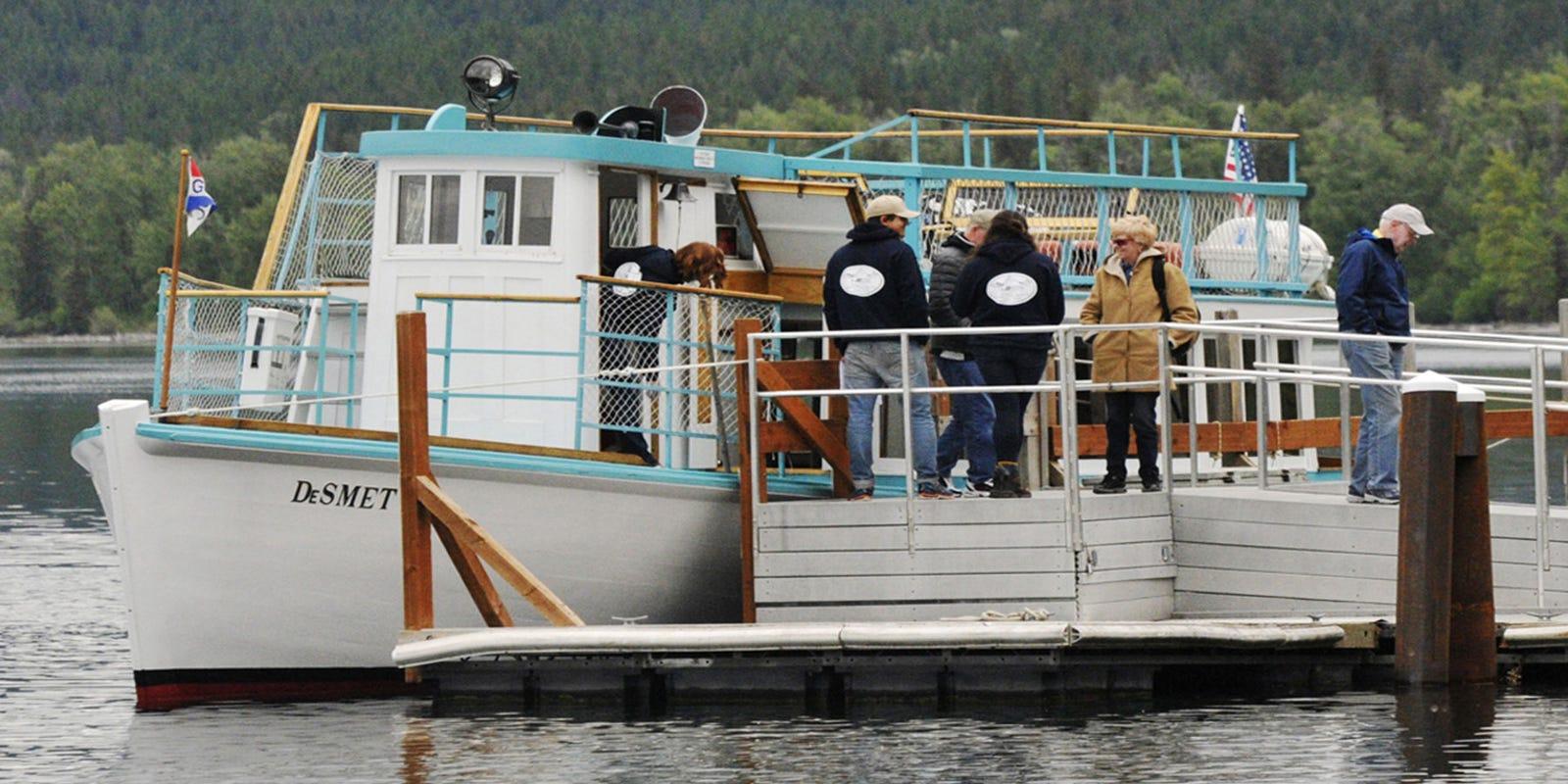 Keeping Glacier National Park's aged wooden boats afloat