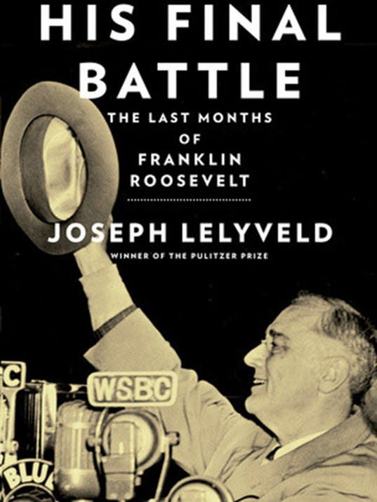 Book review: 'His Final Battle'