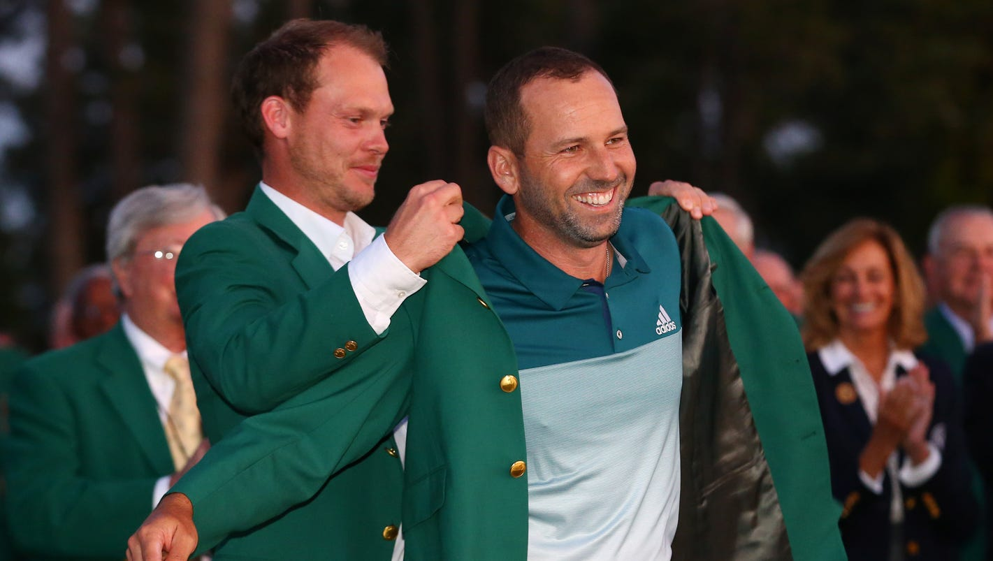 The Masters' Green Jacket: Five things you need to know