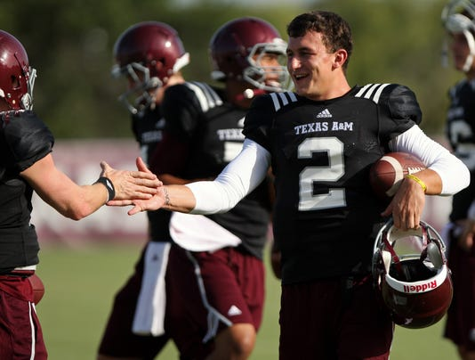 Texas A&M chancellor on Manziel: 'I know he's innocent'