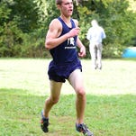 Grant Rudd was Franklin's top performer at Thursday's conference meet.
