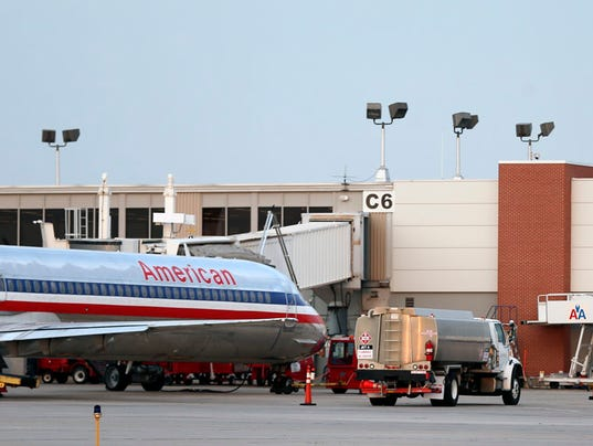 Airport To Begin Million Runway Project - My flight to des moines