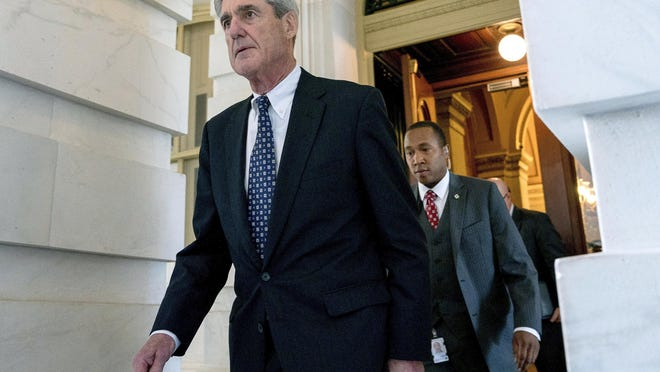 President Trump's lawyers sent special counsel Robert Mueller a memo in January suggesting his investigation was improper.