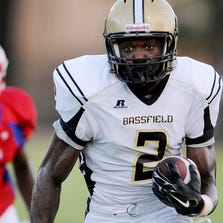 Bassfield safety Jamal Peters will attend Mississippi State's opener against Southern Miss