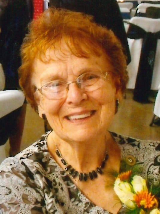 Hazel Maxine Brouwer Hamilton 92