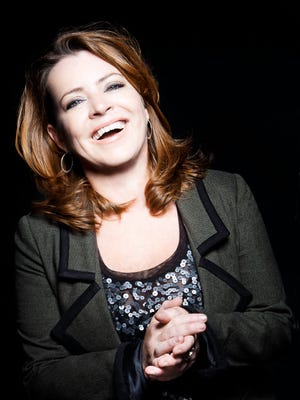 Comedian Kathleen Madigan will perform at the Saenger Theatre on Thursday.