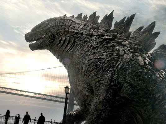 Film Review Godzilla