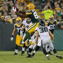 Packers training camp practice: Sept. 1, 2015