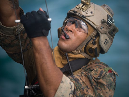 Force Recon conducts first raid of VBSS in Guam