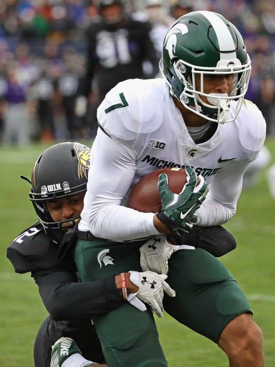 Michigan State v Northwestern