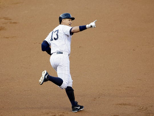 The Yankees ignored Alex Rodriguez's milestone 660th