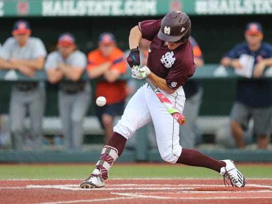 MSU-Auburn Baseball