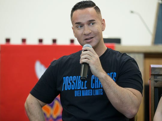 "Mike ""The Situation"" Sorrentino  speaks about his evolution"