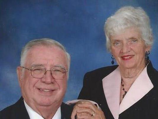 Anniversaries: Woodrow Nelson & Ruth Nelson