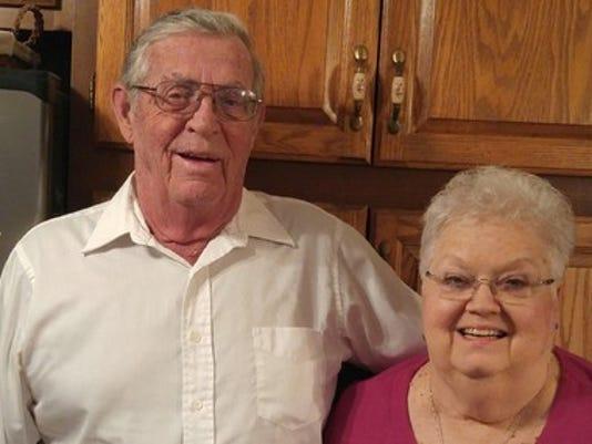 Anniversaries: Harold Brown & Charla Brown