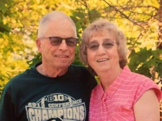 Anniversaries: David Pohl & Joyce Pohl