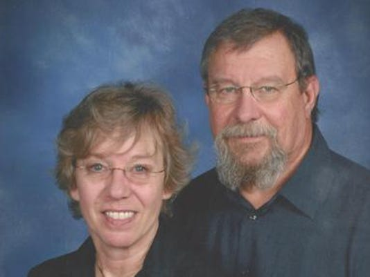 Anniversaries: Nancy Nelson & Dudley Nelson