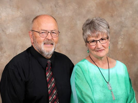 Anniversaries: Douglas Hanson & Donna Hanson