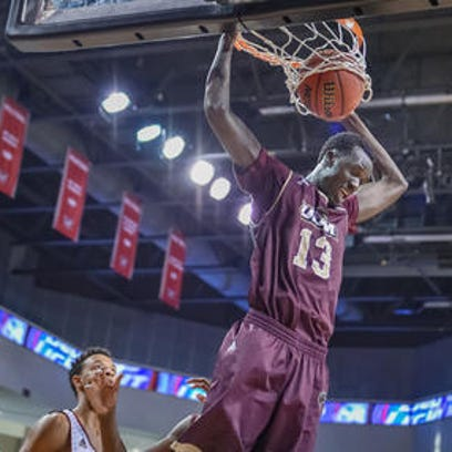 ULM men's basketball won 20 games for the second-consecutive
