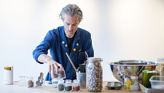 Master spice blender Lior Lev Sercarz, owner of New York City's famous La Boîte spice company, is the guy great  chefs tap when they need spice advice.
