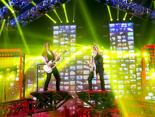 Trans Siberian Orchestra bring their Ghosts Of Christmas