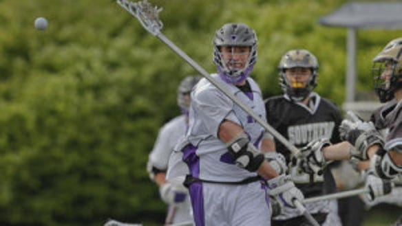 Rumson-Fair Haven's Chris Hubler was picked as the Coaches Class A Central Player of the year