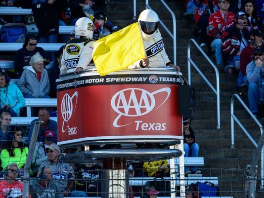 USP NASCAR: AAA TEXAS 500 S CAR