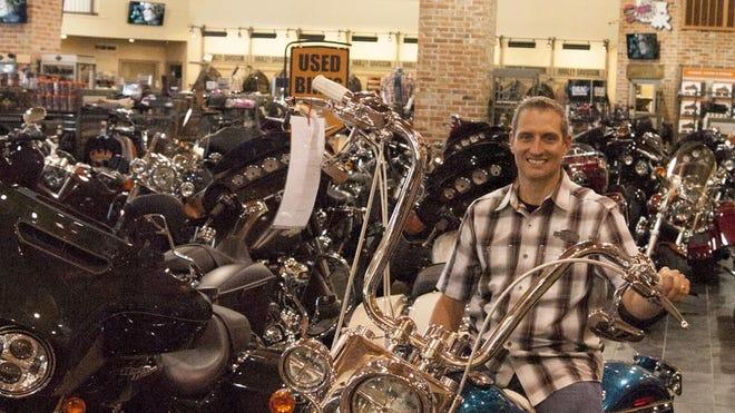 Cajun Harley-Davidson is a family-run business.