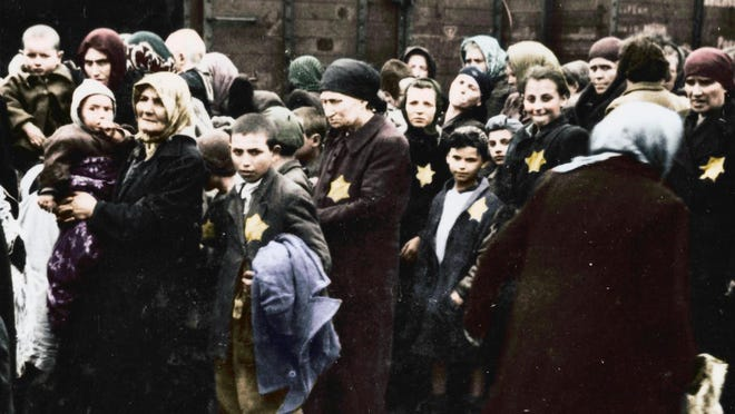 "To commemorate the 75th anniversary of the liberation of the Auschwitz death camp, the History channel will air ""Auschwitz Untold."""